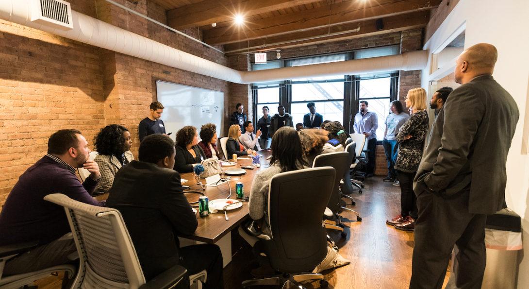 Black Tech Scholars (2018) Job Shadowing Event